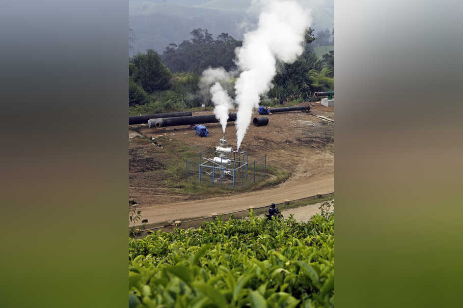 Indonesia to Start Work on World's Biggest Geothermal Plant in June | Jakarta Globe