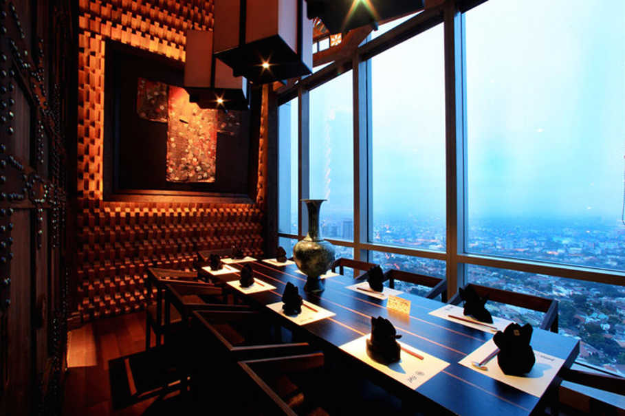 Top 10 Restaurants With Private Rooms
