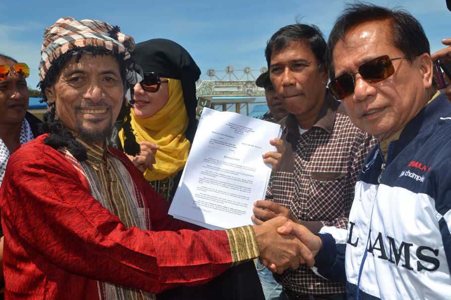 Jamil Maidan Flores Misuari Is Back Can He Help Bring Peace To