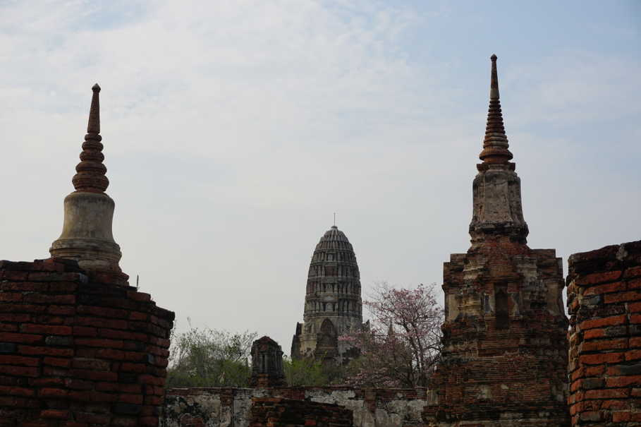 Wat Maha That temple complex in Ayutthaya. (JG Photo/Sheany)