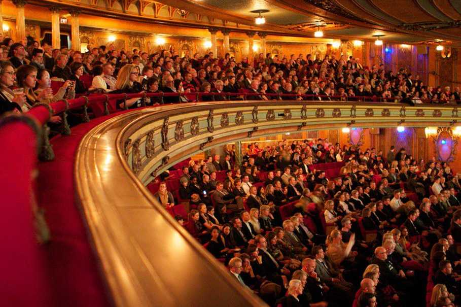 The crowd at Sydney Film Festival. (Photo courtesy of Sydney.com)