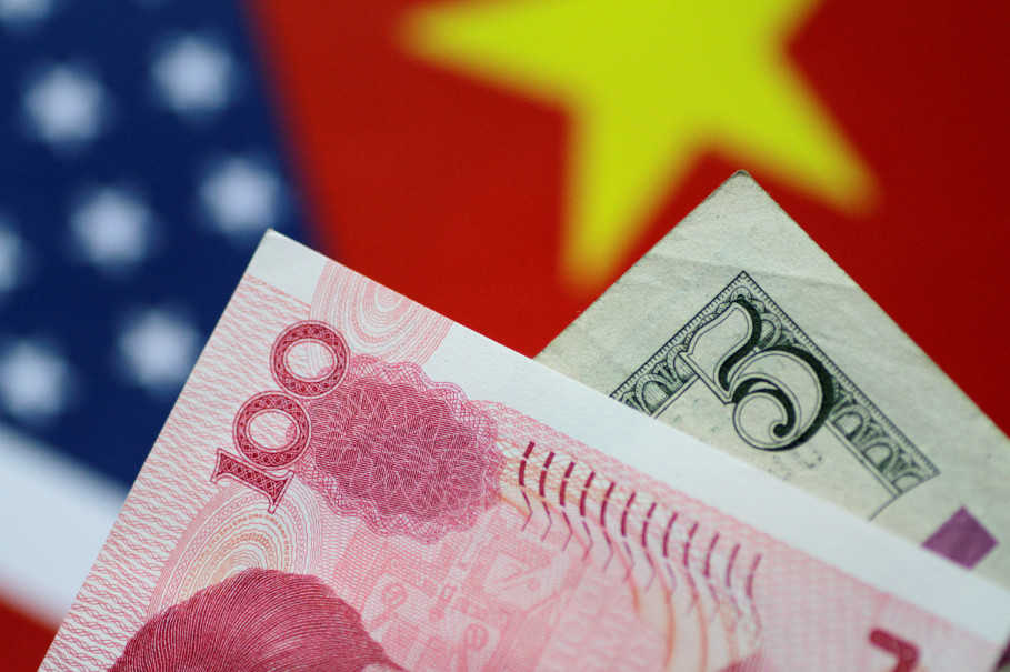 america urge china for yuan revalue