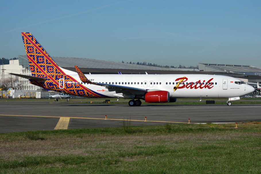Batik air offers new flight to silangit in north sumatra jakarta globe batik air offers new flight to silangit in north sumatra stopboris Image collections