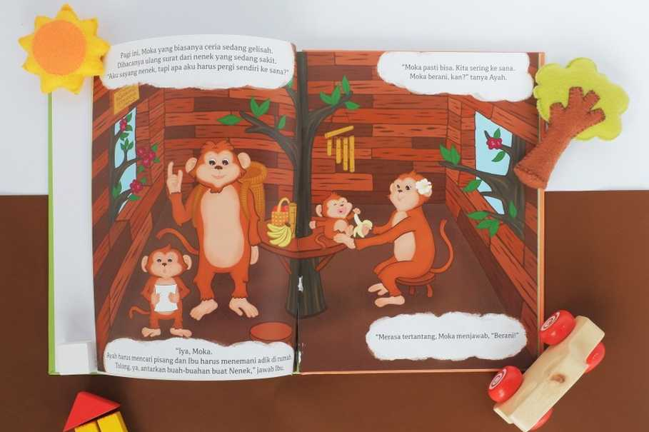 New Children's Books Use Fables to Teach Kids About Tolerance