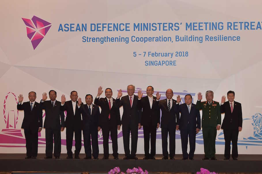 Asean Defense Ministers Agree on Intelligence-Sharing Initiative