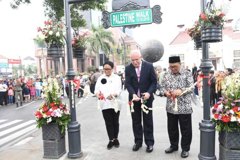 Indonesia Launches Solidarity Week for Palestine to Support Independence Struggle