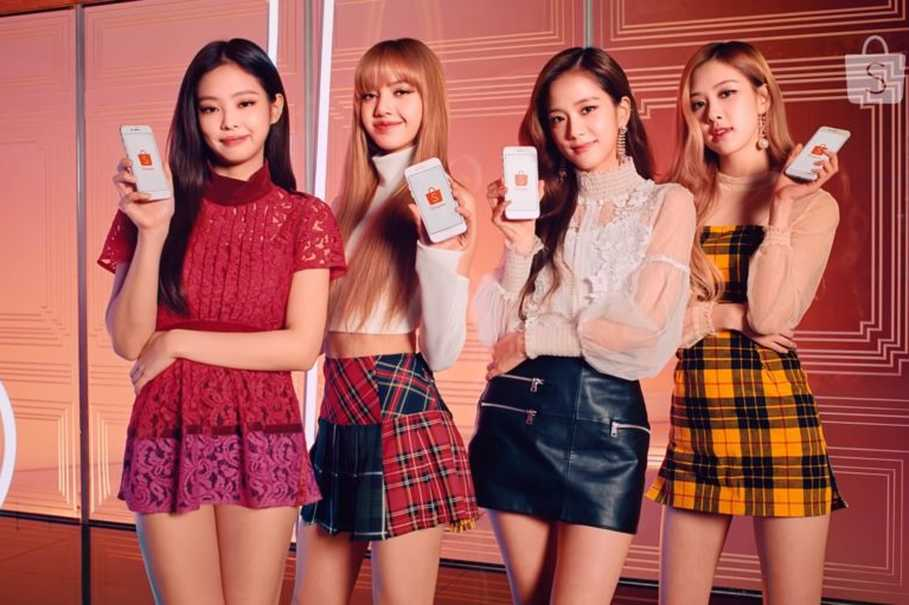 Shopee Advert Featuring K-Pop Group Blackpink Stirs Controversy