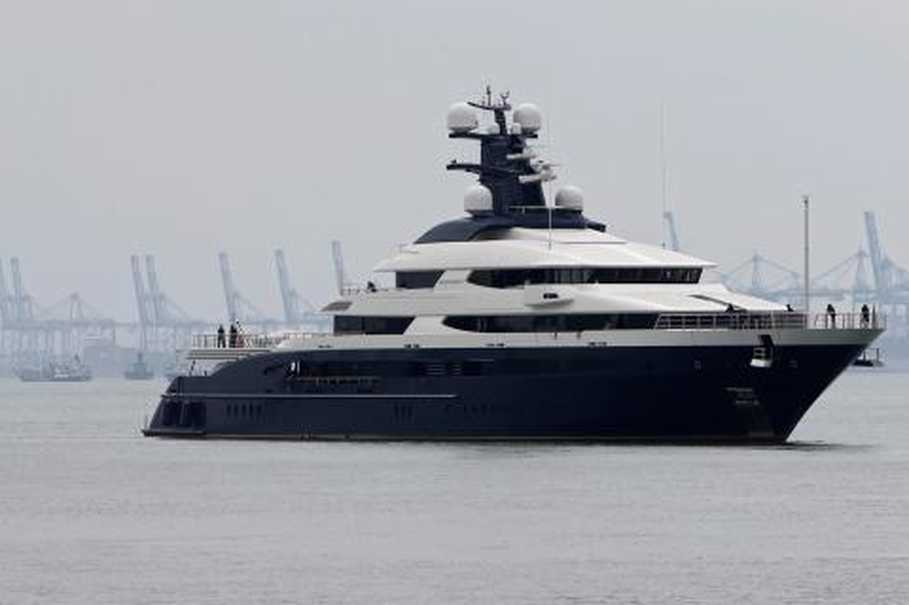 Superyacht in Malaysia's 1MDB Scandal Can Be Yours for $130m