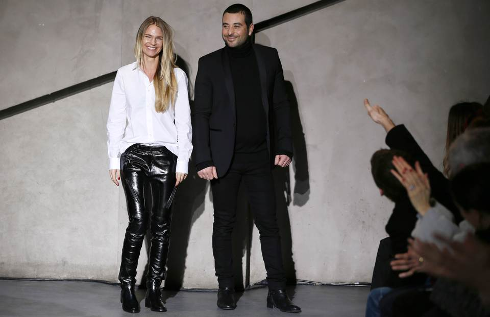 Young Designers Shine At Start Of Paris Fashion Week