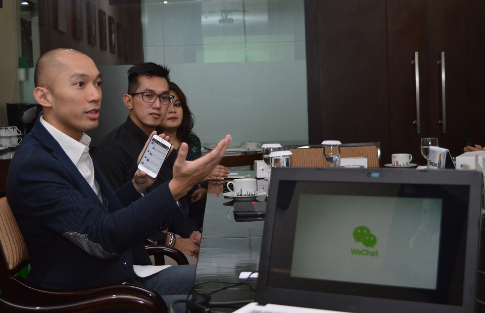 WeChat Makes E-Commerce Push to Serve Growing Users in Indonesia