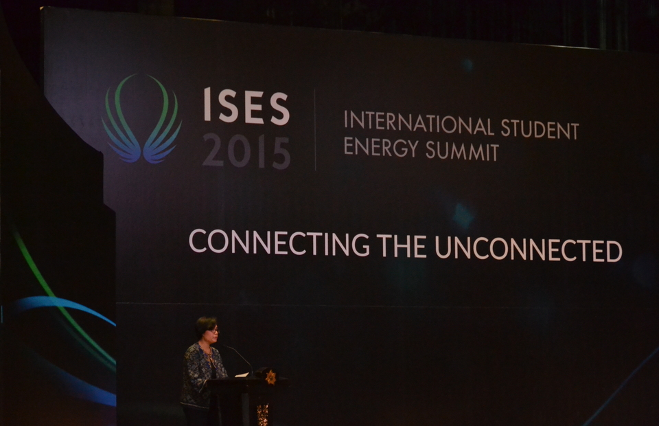 Future Looks Bright for Energetic Youth at Global Summit