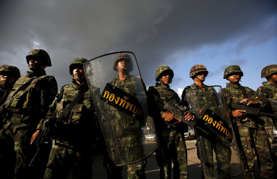 Thai Army Claims Breakthrough Pact With Separatists in