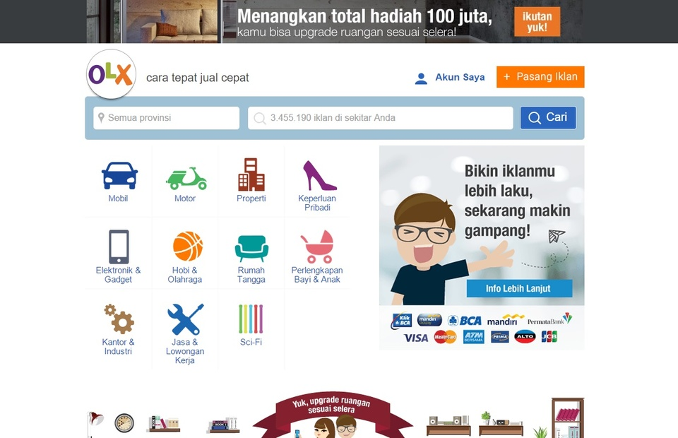Secondhand Marketplace Olx Hopes To Earn A Profit After 10 Years