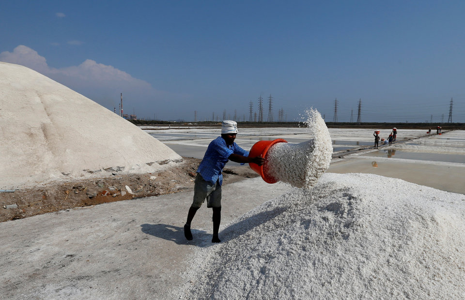 Why Does Indonesia, With Its Long Coastline, Still Import Salt?