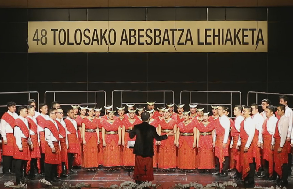 Indonesian Choir Group Bags Grand Prize at International