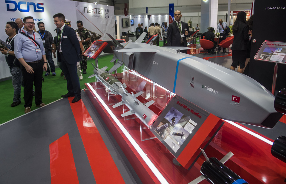 Indo Defence Expo Aligns With Jokowi's World Maritime Axis Program
