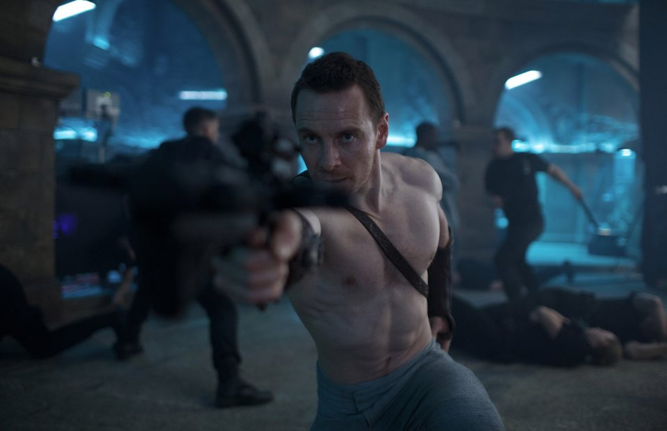 Michael Fassbender Time Travels To Save Mankind In Assassin S Creed