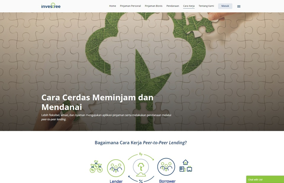 Investree on a Push to Expand Peer-to-Peer Lending Network