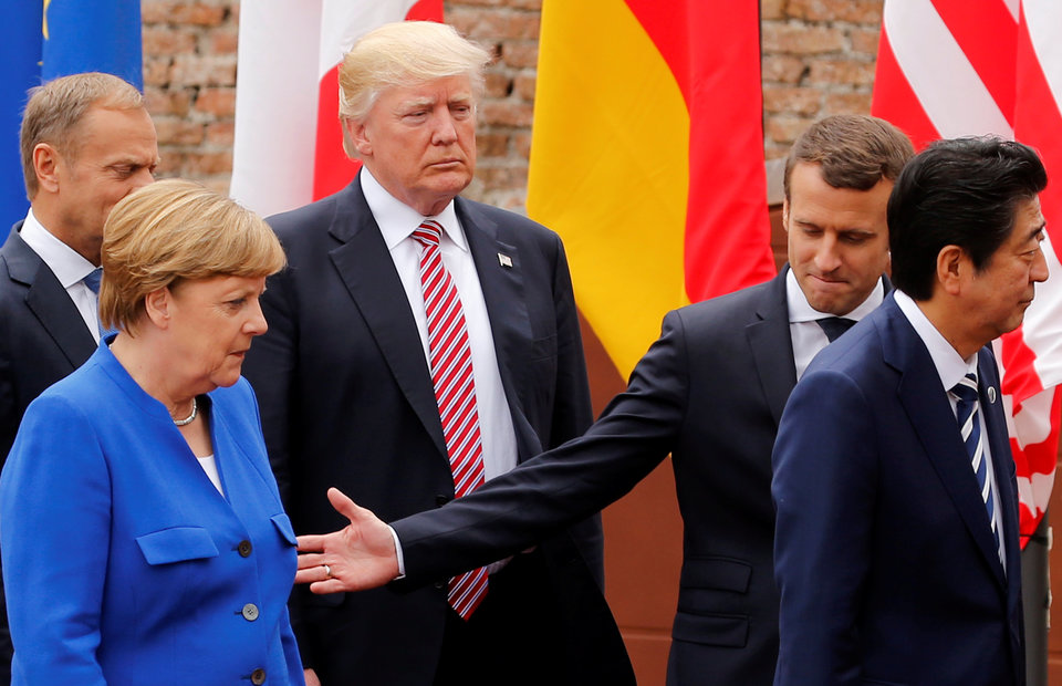Trump Macron And Election What Prompted Merkel S Blunt Munich Speech