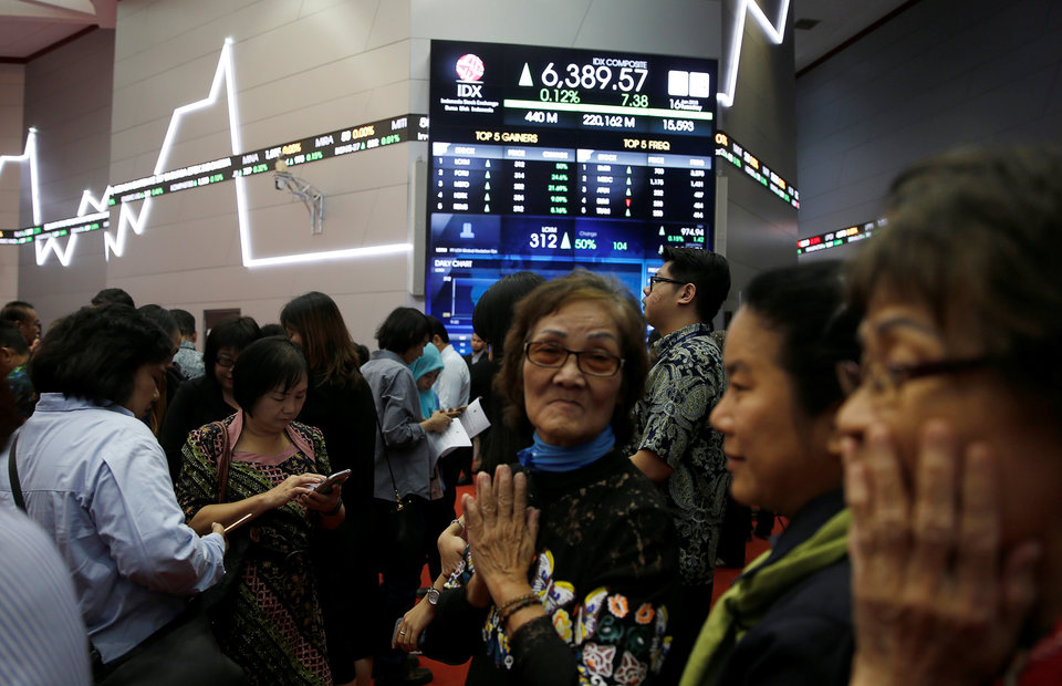 Eight Firms Eye Q1 Ipos At Indonesia Stock Exchange