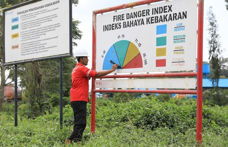 RAPP Steps Up Fire-Prevention Measures as Dry Season Approaches