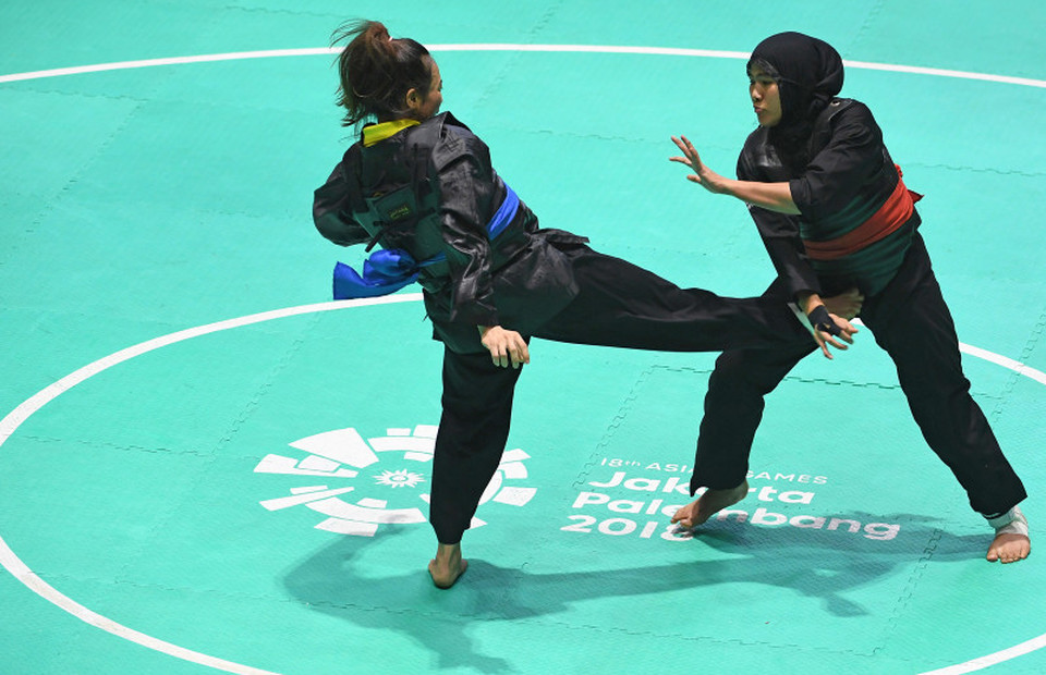 Indonesia Wins 14 Gold Medals in Pencak Silat at 2018 ...