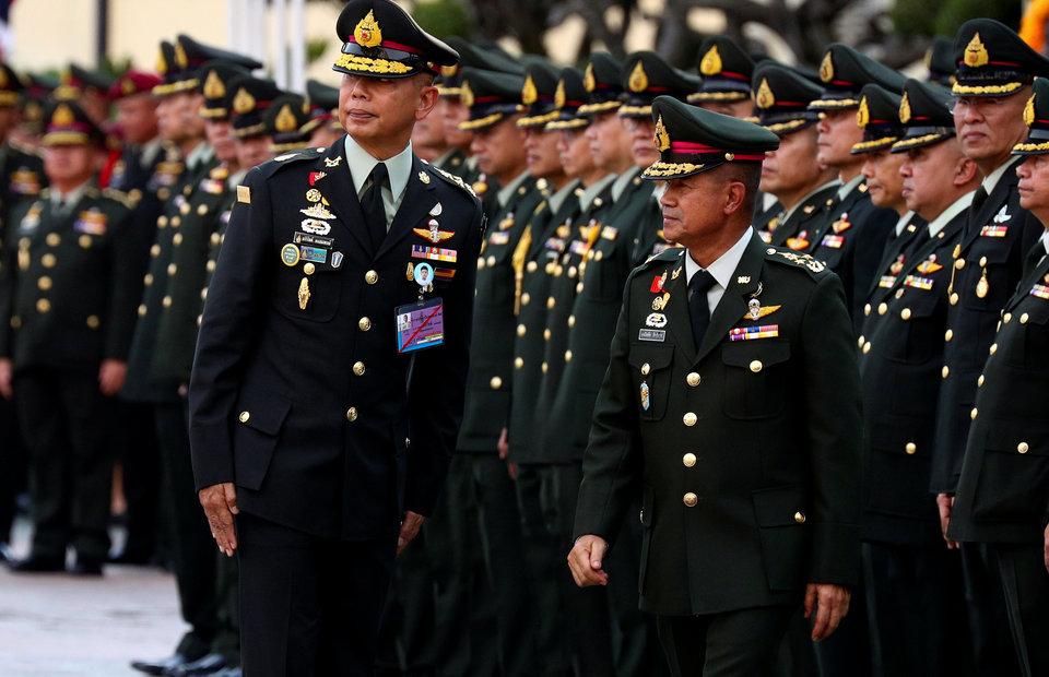 New Army Chief Takes Over as Thailand Prepares for Return of
