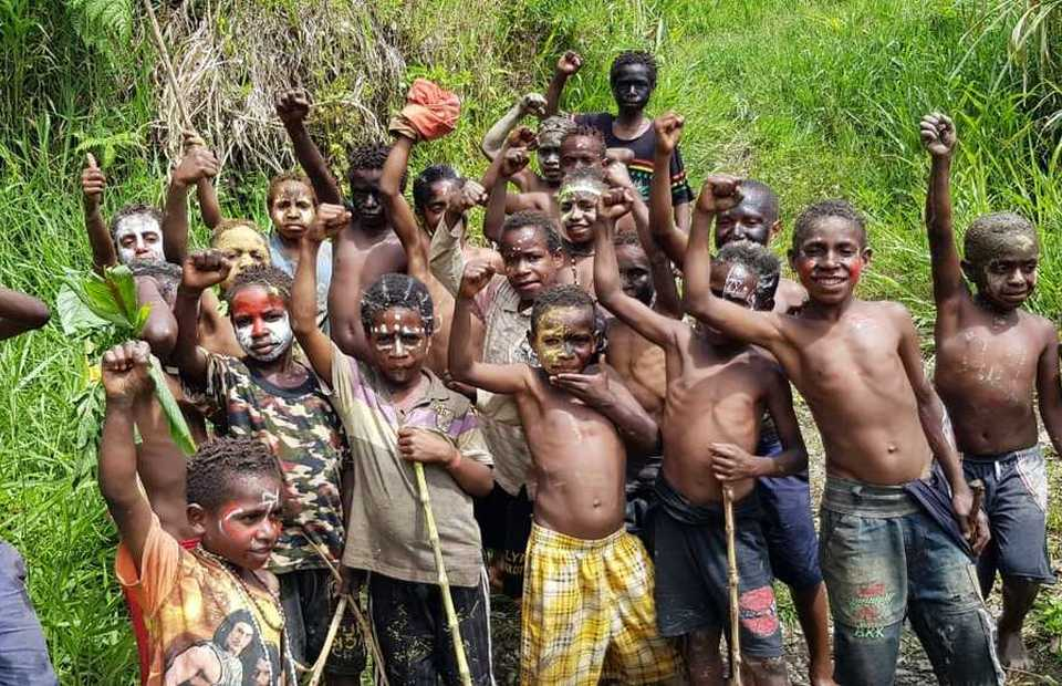 Giving Hope to the Children of Papua