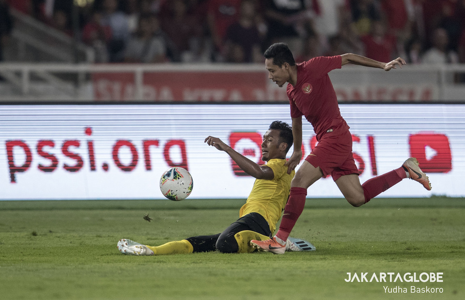 Indonesia Goes Down Against Malaysia In 2022 Fifa World Cup Qualifier