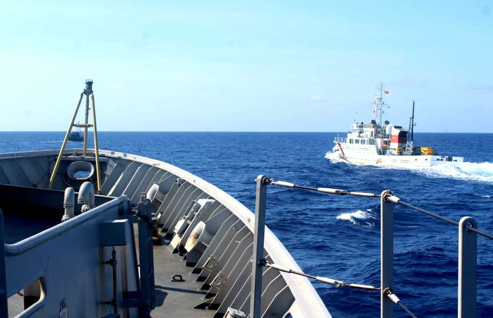 Indonesia Lodges 'Strong Protest' Over Illegal Fishing by Chinese Vessels