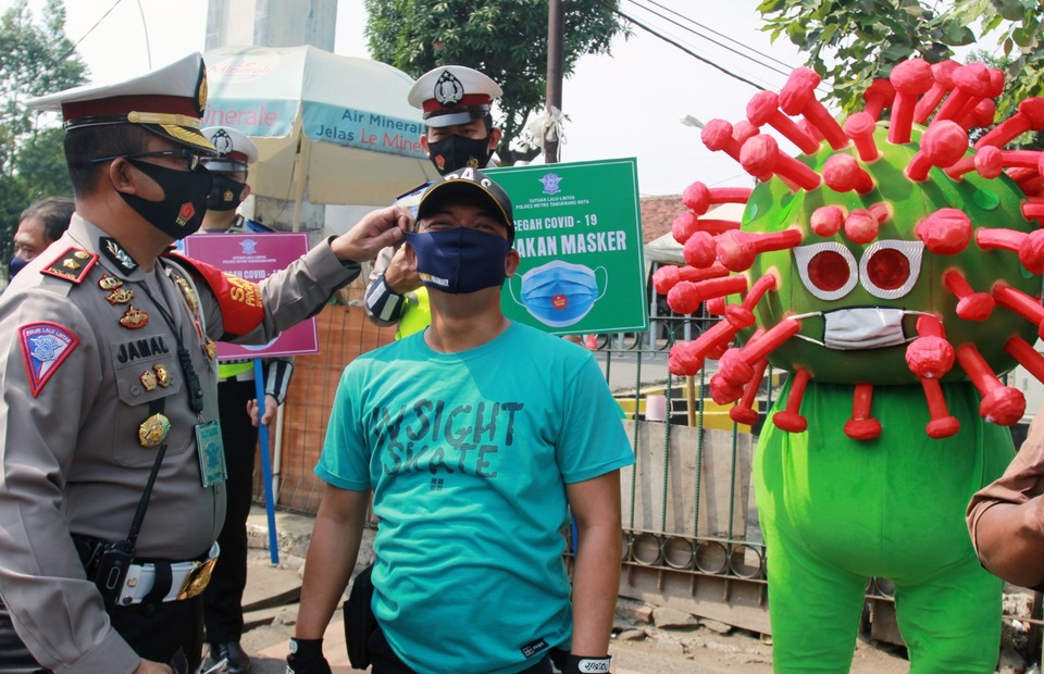 Jakarta S Neighbor Finds Covid 19 Cases May Be 50 Times Higher Than The Official Figures