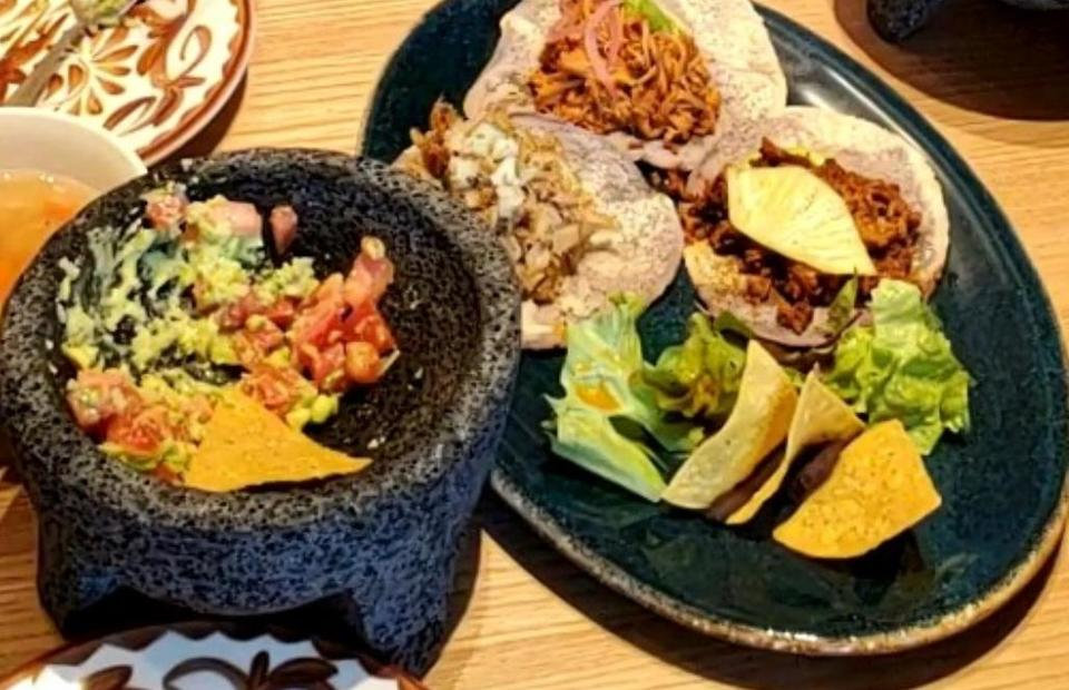 Authentic Mexican tacos. (Photo Courtesy of Lizett Aceves)