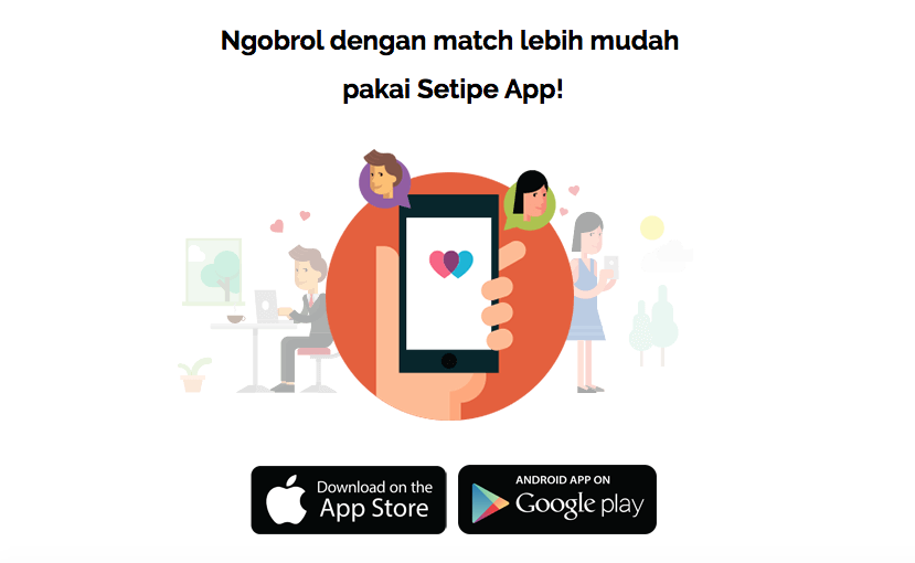 Matchmaking services indonesia