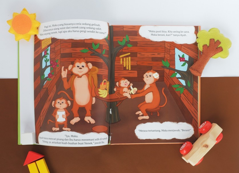New Children S Books Use Fables To Teach Kids About Tolerance