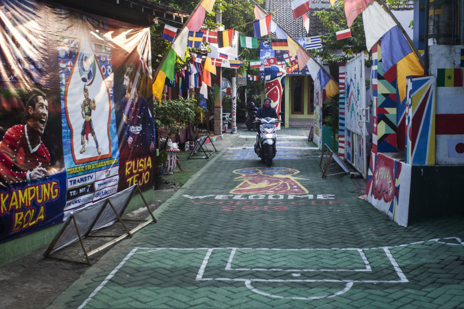 Start Of  Fifa World Cup Set To Make Idul Fitri Holiday Extra Special For Indonesians